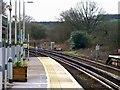 TQ1429 : Christ's Hospital Railway Station by nick macneill