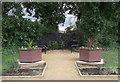 SE1937 : Greengates Community Garden by Linden Milner