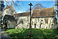SP6407 : Ickford church by Robin Webster