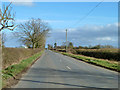 SP6526 : Road towards Twyford by Robin Webster
