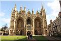 TL1998 : Peterborough Cathedral : Week 8