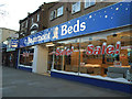 TQ3875 : Beaumont Beds, Lewisham  by Stephen Craven