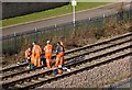 TA0729 : Track workers, Hull : Week 9