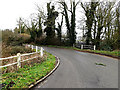 TG2900 : Wellbeck Bridge on Wellbeck Road by Adrian Cable