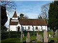 SP9007 : St Leonard's church, St Leonards from the south by Rob Farrow