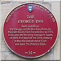 Photo of Red plaque number 39042