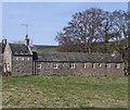 NJ5803 : St Finan's Barn, Lumphana by Stanley Howe