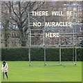 NT2373 : There will be no miracles here by Richard Webb