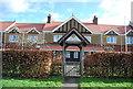 TQ5841 : Gallard's Almshouses by N Chadwick