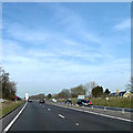 TL3260 : A428 St.Neots Road, Knapwell by Adrian Cable