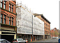 J3374 : The disguised North Street Arcade, Belfast - April 2014(1) by Albert Bridge