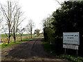 TL2666 : Entrance to Lattenbury Farm by Adrian Cable