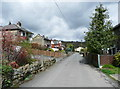 SE0420 : Lower Park Royd Drive by Humphrey Bolton