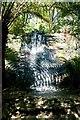 SW7627 : Trebah Gardens Cascade by Peter Skynner
