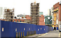 "J3374 : Blocks ""A"" and ""B"", University of Ulster site, Belfast  (April 2014) by Albert Bridge"