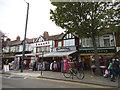 TQ1884 : Indian shops on Ealing Road, Alperton by David Howard