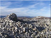 NO0277 : Summit of Carn an Righ by William Starkey