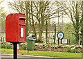 J1485 : Postbox BT41 16, Antrim by Albert Bridge