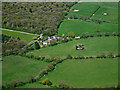 SJ7781 : Brookdale Lane from the air by Thomas Nugent