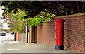 J3973 : Pillar box BT5 415, Belfast by Albert Bridge