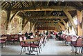 NY3955 : Interior of the Tithe Barn near St Cuthbert's, Carlisle by Bob Embleton