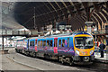 SE5951 : Scarborough train at York by TheTurfBurner