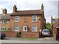 SK7536 : Lodge Farmhouse, Church Street, Granby by Alan Murray-Rust
