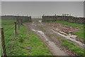 NZ1303 : Public Bridleway at Silver Hill by Mick Garratt