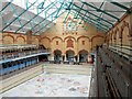 SJ8595 : Males 1st Class/Gala Pool, Victoria Baths by David Dixon