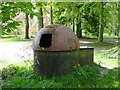 TG0440 : Allan Williams Turret at Bayfield Hall by Adrian S Pye