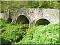 NJ9203 : Aberdeen - Packhorse Bridge by Colin Smith