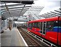 TQ3780 : Poplar DLR Station by N Chadwick
