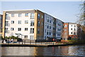 TQ1282 : Apartments, Engineer's Wharf by N Chadwick