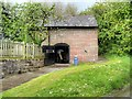 SJ4553 : Former Stables, Stretton Mill by David Dixon
