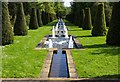 SP5242 : The Rill, Thenford Arboretum by David P Howard