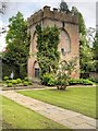 SJ7481 : Tatton Park, The Tower Garden by David Dixon