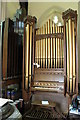 SK9875 : Organ, St Mary's church, Riseholme by J.Hannan-Briggs