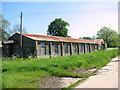 TM3185 : RAF Bungay (USAAF Station 125) - Aero Club building by Evelyn Simak