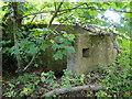 TM4367 : Pillbox near Reckford Bridge, Middleton by Adrian S Pye