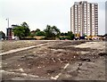 SJ9594 : Site of former Multi-storey car park : Week 21
