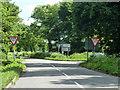 SP8820 : Mentmore Crossroads by Robin Webster
