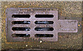 J3575 : Grating, Belfast by Rossographer