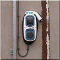 J3575 : 'E-Car' charge point, Belfast by Rossographer