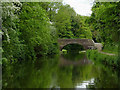 SJ9001 : Aldersley Bridge east of Claregate, Wolverhampton by Roger  Kidd