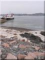 NM2823 : Iona Ferry by Stuart Wilding