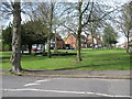 SP0481 : Sycamore Road northern end-Bournville, Birmingham by Martin Richard Phelan
