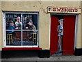 C2221 : Pub scene mural, Ramelton : Week 22