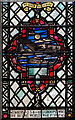 TL5480 : Bomber Command Window detail, Ely Cathedral by Julian P Guffogg