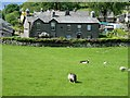SD3795 : The Old Post Office, Near Sawrey by David Dixon