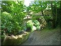 SP8811 : Wellonhead Bridge by Robin Webster